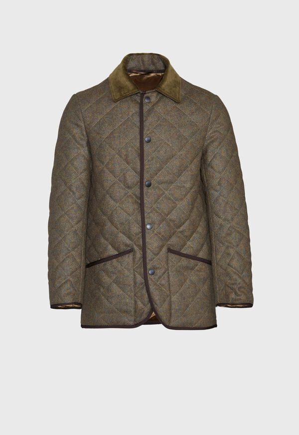 Quilted Barn Jacket